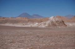 Valley of the Moon, Atacama, Chile stock photos
