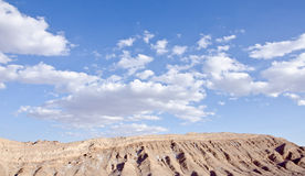 Valley of the Moon Atacama Desert Chile #2 Royalty Free Stock Photo