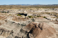 Valley of the Moon - Ischigualasto Provincial Park - Argentina Royalty Free Stock Photography