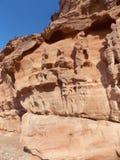 Valley of the Moon, Jordan royalty free stock photos