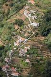 Valley of the Nuns, Curral das Freiras on Madeira Island, Royalty Free Stock Photo