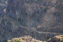 Valley of the Nuns (Curral das Freiras) - Madeira - Portugal Royalty Free Stock Photo
