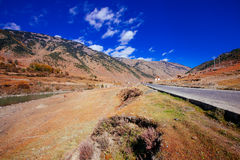 Free Valley Of Chuanxi Plateau Stock Image - 88403261