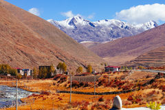 Free Valley Of Chuanxi Plateau Stock Image - 88428541