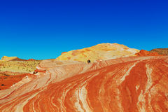 Free Valley Of Fire Royalty Free Stock Images - 62725159