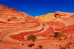 Free Valley Of Fire Royalty Free Stock Image - 67542766