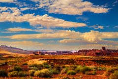 Free Valley Of The Gods Royalty Free Stock Photos - 104716988