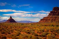 Free Valley Of The Gods Royalty Free Stock Images - 104716989