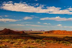 Free Valley Of The Gods Royalty Free Stock Photos - 104717058