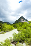 Valley of river Verdon Royalty Free Stock Photography