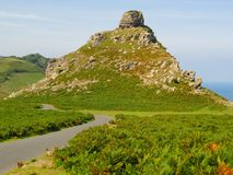 Valley of the Rocks Royalty Free Stock Images