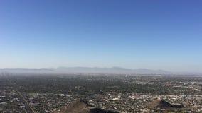 Valley of the Sun, Arizona stock video footage
