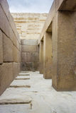 Valley Temple in Giza Cairo Royalty Free Stock Image