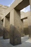 Valley Temple of Khafre (Chepfren) Stock Photography