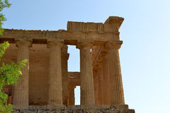 Valley of Temples, Sicily Royalty Free Stock Images