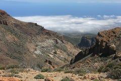 Valley in Tenerife Stock Photo