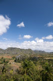 Valley of Vinales, Cuba Stock Photography
