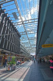 Vallingby indoor shopping center Stock Image