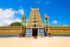 Vallipuram Alvar Vishnu Temple Royalty Free Stock Image