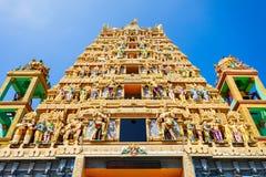 Vallipuram Alvar Vishnu Temple. Vallipuram Alvar or Valipura Aalvar Vishnu Kovil is a hindu temple near Jaffna, Sri Lanka. Vallipuram Alvar Kovil is conered as Stock Images