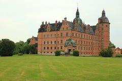 Vallo castle Stock Photography