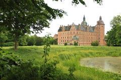 Vallo slott Royaltyfri Foto