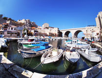 Vallon des auffes Royalty Free Stock Images
