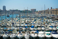 The Vallon des Auffes Stock Photos