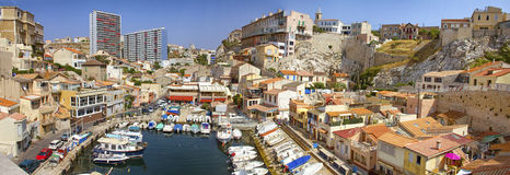 Vallon des Auffes, Marseilles Royalty Free Stock Photography