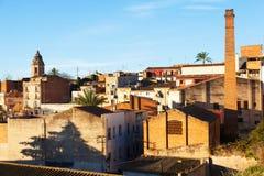 Valls. Tarragona Royalty Free Stock Image