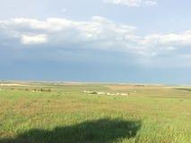 Valmont Landscape imagen de archivo libre de regalías
