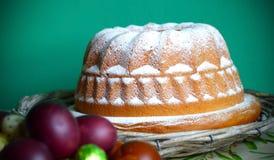 valnöt för cakeeaster ägg arkivbilder