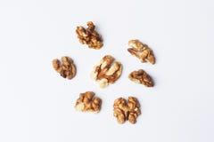 Valnötter av första kvalitet Royaltyfria Foton