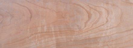 Valnötträd, wood texturskrivbord Fotografering för Bildbyråer