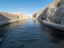 Valon des Aufes in Marseille, France royalty free stock photos