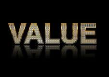 Valor Imagens de Stock