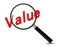 valor stock de ilustración