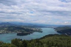 Valor del lago Foto de archivo libre de regalías
