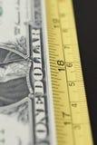 Valor do dinheiro Imagem de Stock Royalty Free