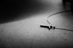 Valores cristianos Fotos de archivo libres de regalías