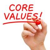 Valores de la base Fotos de archivo libres de regalías