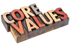 Valores de la base en tipo de madera del vintage imágenes de archivo libres de regalías