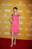 Valorie Curry arrives at the City of Hope's Music And Entertainment Industry Group Honors Bob Pittman Event Royalty Free Stock Photography