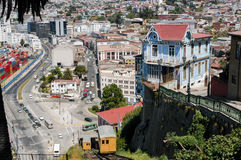 Valparaiso Stock Photo