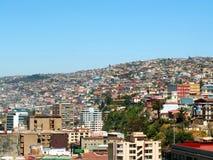 valparaiso стоковая фотография