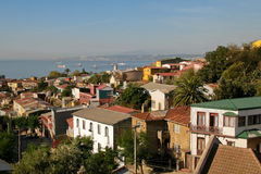 Valparaiso, Chile Stock Photography