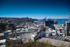 Valparaiso,Chile Stock Photography