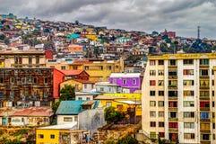 Valparaiso, Chile stockfotos