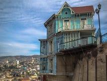 Valparaiso Chile Royaltyfria Foton