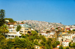 Valparaiso, Chile Cityscape Stock Photography